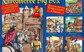 Carcassonne: Scheda di Riferimento