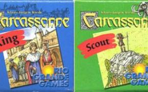 Carcassonne: The Scout