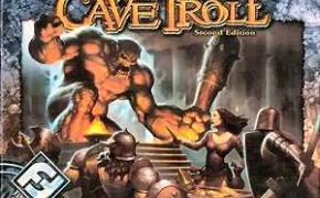 Cave Troll (Second Edition)