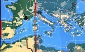 Civilization: Western Extension Map