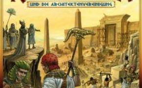 Recensione di Cleopatra and the Society of Architects