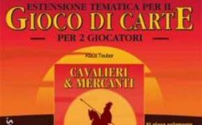 I Coloni di Catan Gioco di Carte: Cavalieri & Mercanti