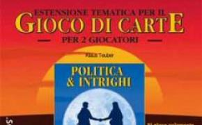 I Coloni di Catan Gioco di Carte: Politica & Intrighi