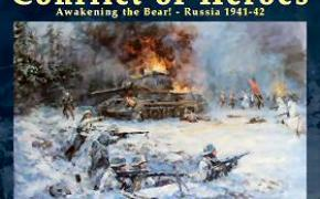 Conflict of Heroes: Awakening the Bear! - Russia 1941-42