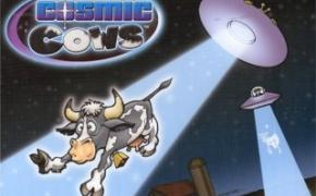 Cosmic Cows, variante per due giocatori di Yahtzee