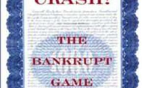 Crash! The Bankrupt Game