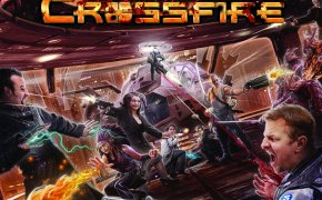 Shadowrun Crossfire copertina