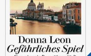 Donna Leon (Gefahrliches Spiel)
