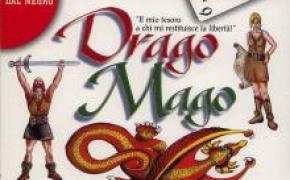 Drago Mago, gioco di piazzamento carte