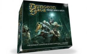 Dungeon Saga: un family dungeon crawler