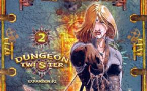 Dungeon Twister: 3-4 Player Expansion