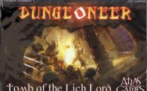 Dungeoneer: Tomb of the Lich Lord (seconda edizione)