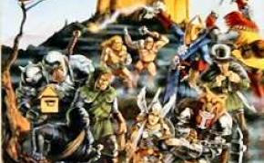 Dungeonquest: Heroes for Dungeonquest