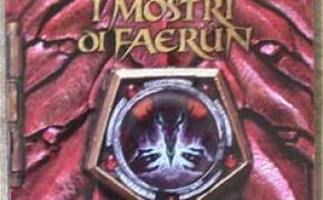 Dungeons and Dragons 3.0: I Mostri di Faerun
