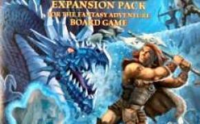 Dungeons & Dragons Boardgame: Eternal Winter