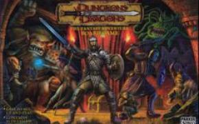 Dungeons & Dragons Boardgame