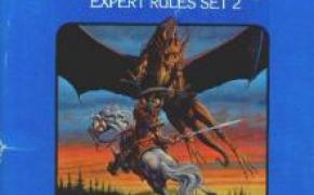 Dungeons & Dragons: Expert Rules Set 2