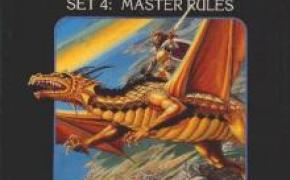 Dungeons & Dragons Set 4: Master Rules