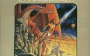 Dungeons & Dragons Set 5: Immortals Rules