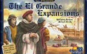 El Grande: The El Grande Expansions