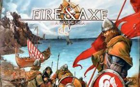 Fire and Axe: a Viking Saga