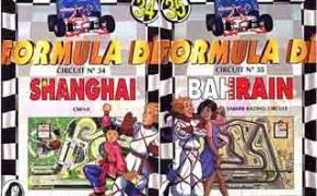 Formula Dé Circuit 34 & 35: Bahrain & China