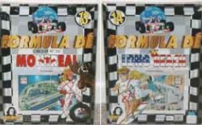 Formula Dé Circuits 13 & 14: Montreal & Long Beach