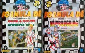 Formula Dé Circuits 21 & 22: Budapest & Nürburgring