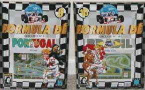 Formula Dé Circuits 9 & 10: Estoril & Interlagos