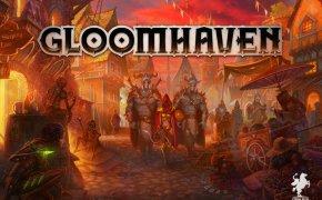 Copertina di Gloomhaven