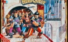 HeroQuest: Against the Ogre Horde