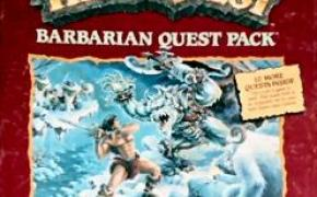 HeroQuest: Barbarian Quest Pack