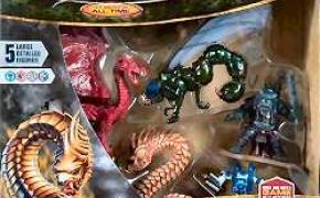 HeroScape Expansion Set: Aquilla's Alliance