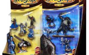 Heroscape Expansion Set d2: Warriors of Eberron