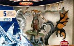 HeroScape Expansion Set: Raknar's Vision
