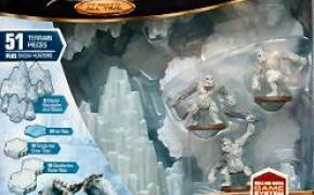 HeroScape Expansion Set: Thaelenk Tundra