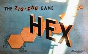 Hex: the zig-zag game