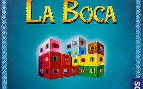Copertina di La Boca