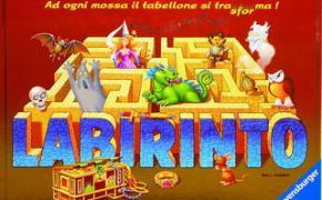 Labirinto Magico, Il