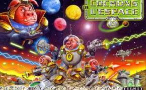 La recensione di Les Cochons de l'Espace