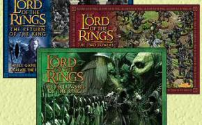 Lord of the Rings: Tabletop battle game