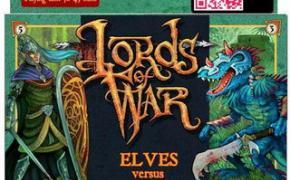 Lords of War: Elves versus Lizarmen
