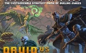 Mage Wars: Druid vs Necromancer