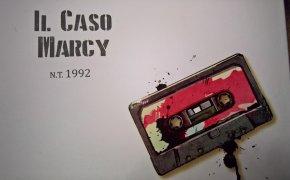 The Marcy Case: copertina