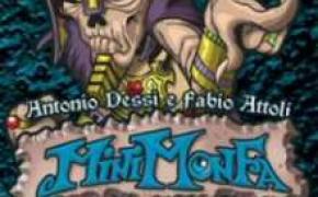MiniMonfa: NecroMonfa