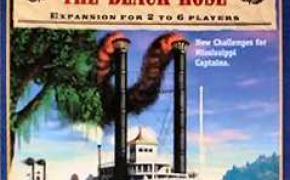 Mississippi Queen: The Black Rose