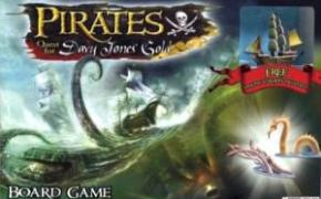 Pirates: Quest for Davy Jones' Gold