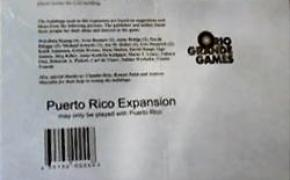 Puerto Rico Expansion