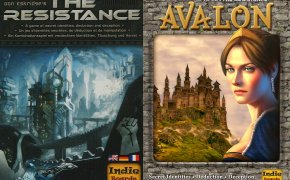 Copertine di The Resistance e The Resistance: Avalon