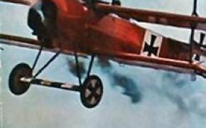 Richthofen's War